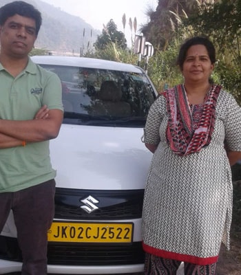 Jammu to Rajouri car needed